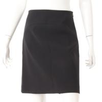 ボンディング スカート ブラック 38
