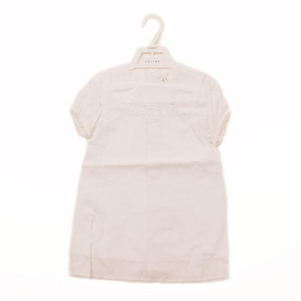 キッズ 子供服 ワンピース ホワイト