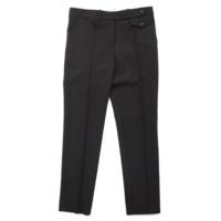 センタープレス パンツ ブラック 36