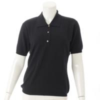96A 半袖 ココマーク ポロシャツ PO8085 ブラック 38