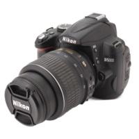 Nikon ニコン D5000 デジタル一眼レフ カメラ レンズキット ブラック