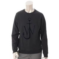 J.W.アンダーソン メンズ ロゴ スエット トップス ブラック XS