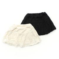 アルチザン ARTISAN キッズ 子供服 レース バルーンスカート 2点セット