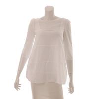デイジーリン 2012年 White Veil インナー付き ブラウス 30926 ホワイト
