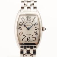 トノウ カーベックス クオーツ 腕時計 1752QZ シルバー