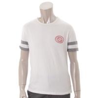 メンズ インターロッキング Tシャツ 308559 ホワイト S