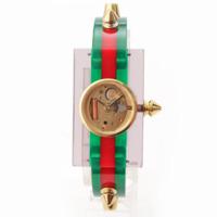 ヴィンテージ ウェブ ミディアム プレキシグラス レディース ウォッチ 143.5 腕時計