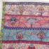 16SS カレ140 カシミヤ シルクスカーフ Au Pays des Oiseaux Fleurs 花咲く鳥たちの国で