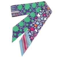 18SS ツイリー シルクスカーフ Tapis Persan ペルシャ絨毯