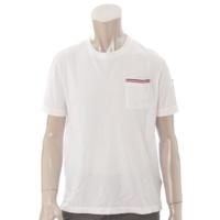 ガムブルー マグリア ポケット Tシャツ ホワイト S