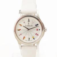アドミラル レジェンド32 クオーツ 腕時計 ホワイト