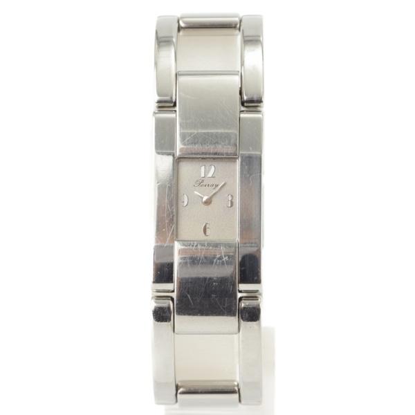 クォーツ 腕時計 シルバー