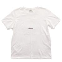 17SS メンズ ロゴ Tシャツ トップス 464572 ホワイト L